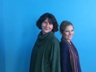 Meet Your Facilitators, Genevieve and Catherine